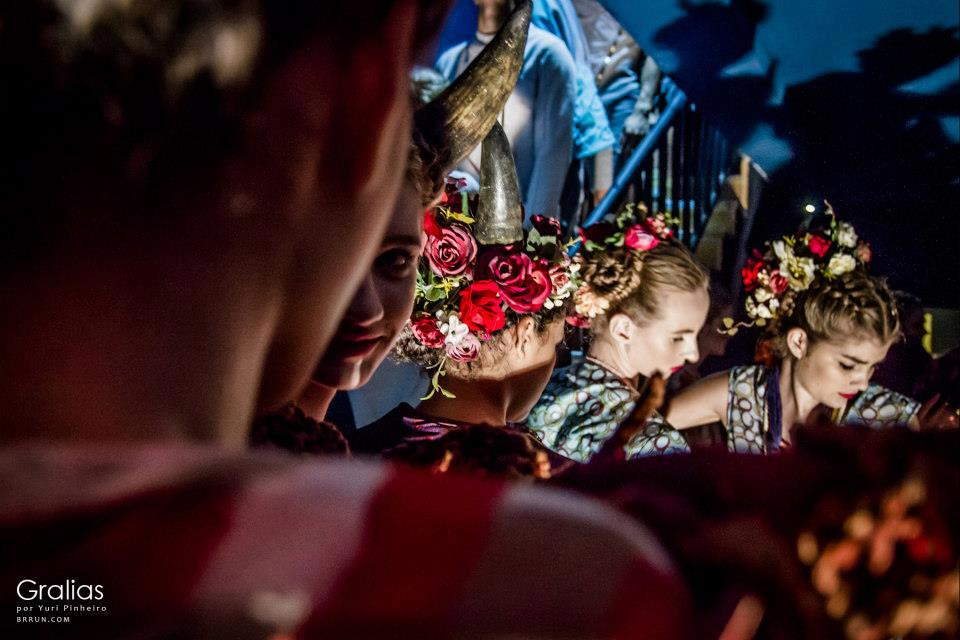 Photo Yuri Pinheiro, Styling Mari Queiroz para Gralias